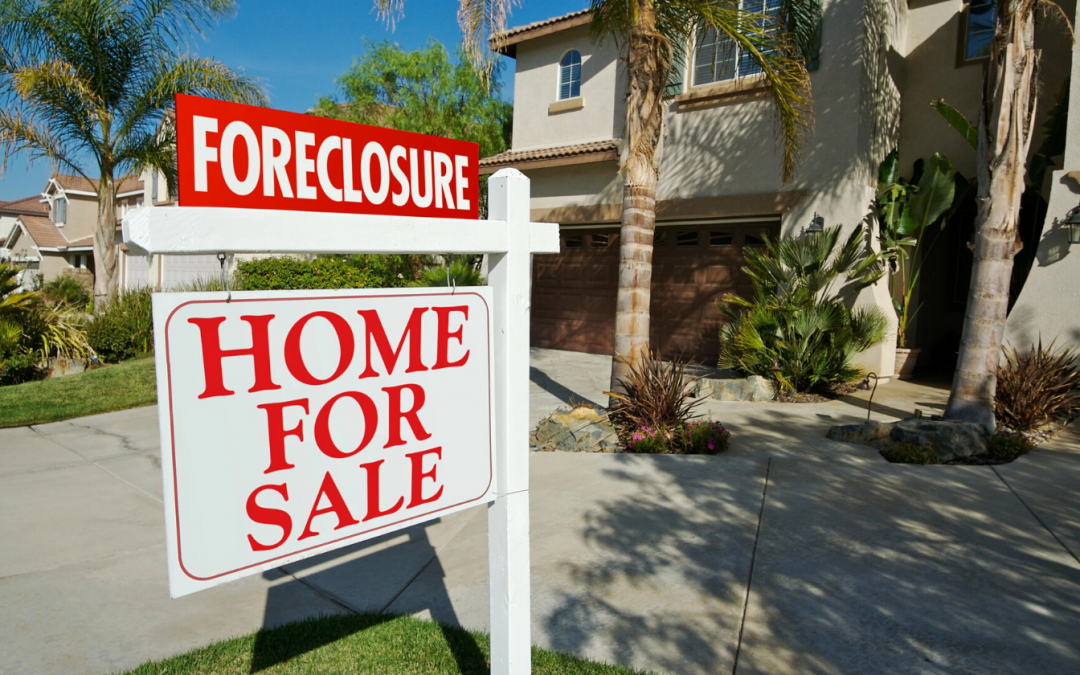 HAVE YOU LOST YOUR HOME TO FORECLOSURE?
