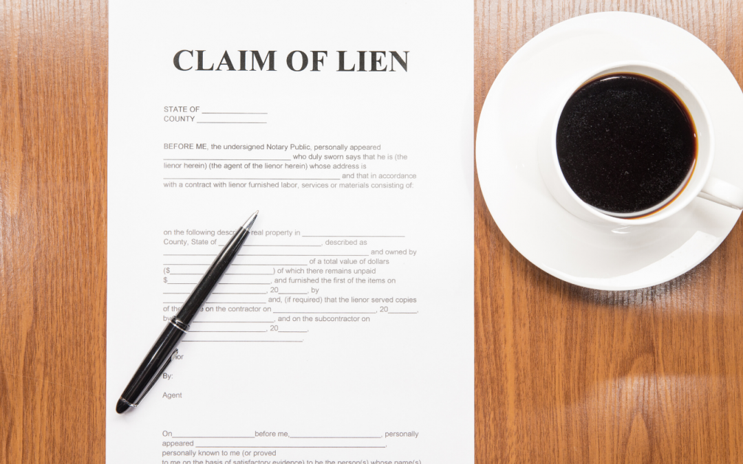 THE RISKY BUSINESS OF DETERMINING HOW LONG A CONTRACTOR HAS TO RECORD AN EFFECTIVE CLAIM OF LIEN