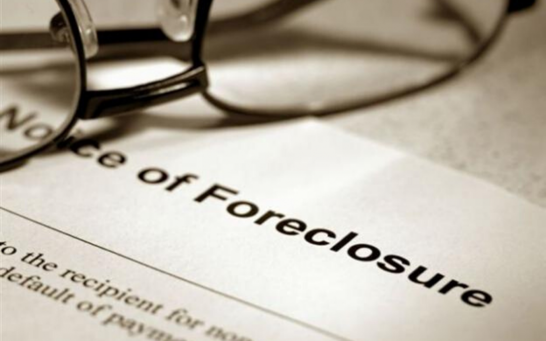 FHA FORECLOSURE MORATORIUM